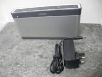Bose Soundlink III With Power Cable