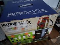 Brand new nutri bullet rx