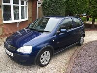 """IMMACULATE VAUXHALL CORSA 1.2 SXI TWINPORT """"LOW MILES"""" SERVICE HISTORY,LOW INSURANCE"""