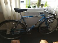 small framed classic raleigh olympus! 140 or best offer!