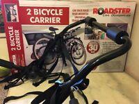 Bike rack for car. Brand new. Unwanted gift