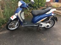 Piaggio Liberty 125 scooter moped for spares