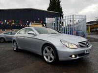 Mercedes-Benz CLS 3.0 CLS320 CDI 7G-Tronic 4dr LOW MILEAGE & IMMACULATE