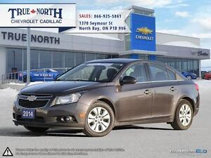 2014 Chevrolet Cruze 1LT FWD - SUN & SOUND PACKAGE