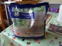 Morrisons 2kg Dishwasher Salt, new, unopened