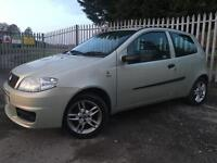 Fiat Punto 1.2 Active Sport 8V 3dr Beige 2006 Petrol Manual