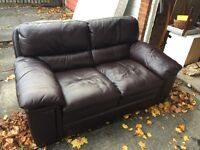 Barker and Stonehouse 2 and 3 Settee Sofa