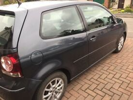 Vw polo 14tdi Bluemotion