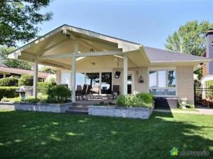 489 000$ - Bungalow à vendre à Ste-Marthe-Sur-Le-Lac