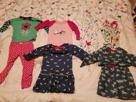 Hatley girls bundle age 2-3