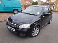 Vauxhall Corsa 1.2 TWINPORT Black