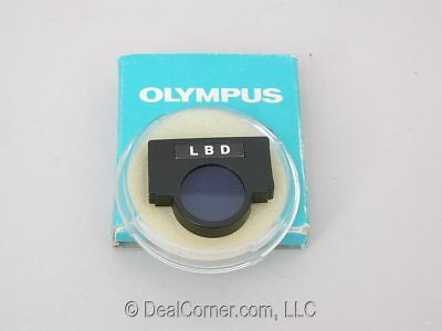 Olympus Lbd Blue Drop-in Microscope Filter