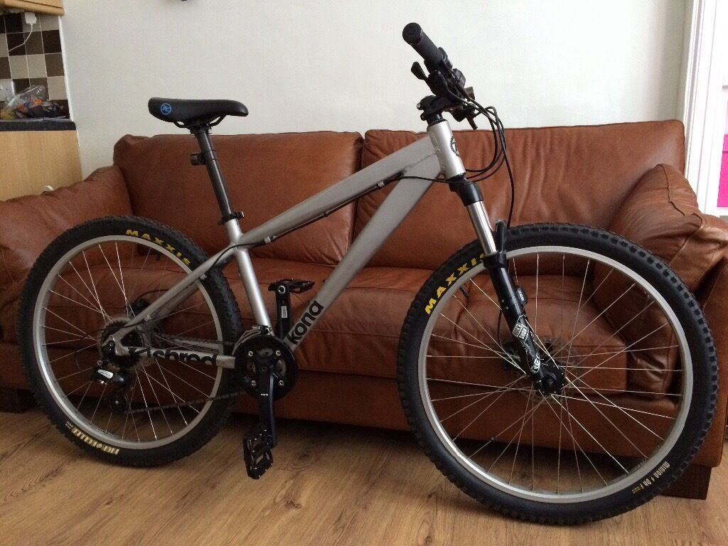 Kona Shred Mountain Bike In Southside Glasgow Gumtree