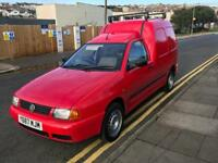 2001 Vw caddy van 1.9 sdi