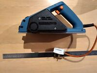 Black and Decker Electric Planer (Plane) - DN710