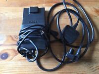 Dell Slimline Charger & Power Cable