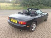 99/V MAZDA MX5 2DR CONVERTIBLE SPARES OR REPAIRS £300 NO OFFERS