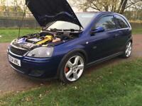Corsa turbo Astra Vxr engine z20leh 9 Months mot May PX or swap
