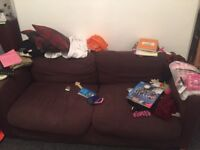Used good condition 3 seater sofa no damage