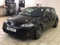 !!RENAULT SPORT!! 2005 RENAULT MEGANE 2.0T SPORT / MOT AUG 2018 / 3 DOOR / KEYLESS ENTRY / MUST SEE