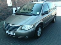 2004 04 CHRYSLER GRAND VOYAGER 2.8 CRD AUTOMATIC LX ** DIESEL 7 SEATER ** LOW MILES ** 12 MONTH MOT