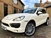 Porsche Cayenne 3.0 V6 S Tiptronic S AWD 5dr **FULL MD S/H**ONLY 1 OWNER* 201...