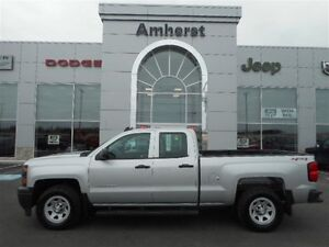 2015 Chevrolet Silverado K1500 V6 4.3L  LOCAL TRADE/1 OWNER