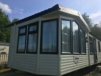 Static Caravan, Holiday Home, Near Ayr..... INCLUDES FREE DECKING.... lovely van