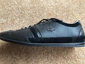 Fantastic Men's Misano Lacoste trainers. Fantastic condition. RRP £110
