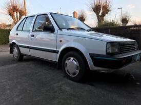 K10 Nissan Micra SGL (1.0L) 1988