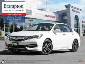 2017 Honda Accord TOURING | TRADE-IN | CLEAN CARPROOF | NAVIGATI
