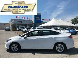 2016 Chevrolet Cruze 1LT TECH/CONV, SUNROOF/ REMOTE STRT/ REAR C
