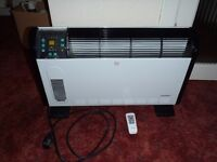 Small Electric Heater With Remote Control