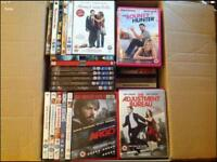 **HUGE** JOB LOT: Films DVD's & Box Sets - All GREAT films