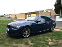 BMW e92 330D (325) automatic coupe m sport