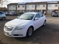 VAUXHALL INSIGNIA DIESEL FOR SALE