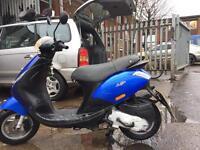 Piaggio zip 50 cc 2007 12 MOT