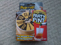Pop-up Party Pint Game / Gift