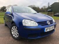 Volkswagen Golf 1.6 FSI SE 5 Door