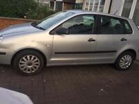 Volkswagen Polo Silver, LADY OWNER, Excellent condition