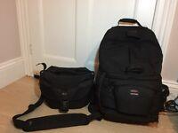 Camera fastpack bag