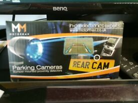 Motomax rear camera