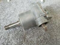 Belle minimix gearbox for cement mixer. New