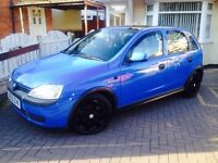 Corsa 1.0 active only 88k! S/history!