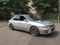Subaru Impreza turbo Wagon Project