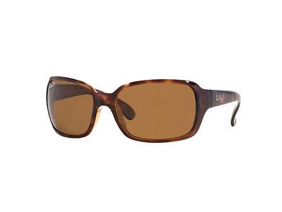 sunglasses Ray Ban RB4068 havana crystal brown polarized 642/57 (642 57 Havana Polarized Crystal)