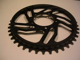 """Chainring 42T """"Narrow Wide"""" Mid Drive Motor Bafang BBS01 BBS02"""