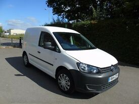 VW Caddy C20 Startline TDI-2014-LOW MILEAGE-Immaculate Condition