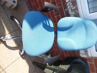 computer chairs X5 £35 the lot or £10 each