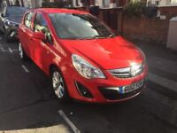 2012 Vauxhall Corsa Active 5 Doors 1.2 Petrol Manual Leather Seats - Not Jazz, Polo, Fiesta, Yaris